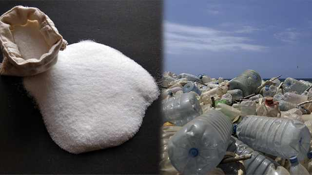 食盐被污染!你可能每天都在吃塑料