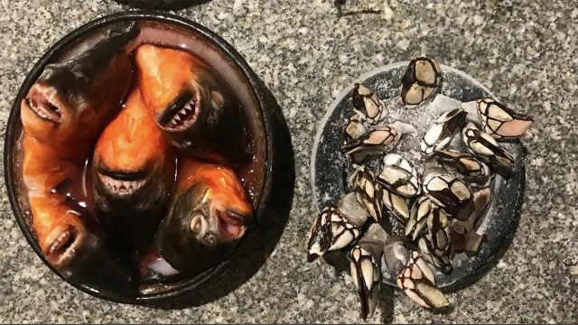 直播:食人鲳、海龟足,秘鲁最牛餐厅