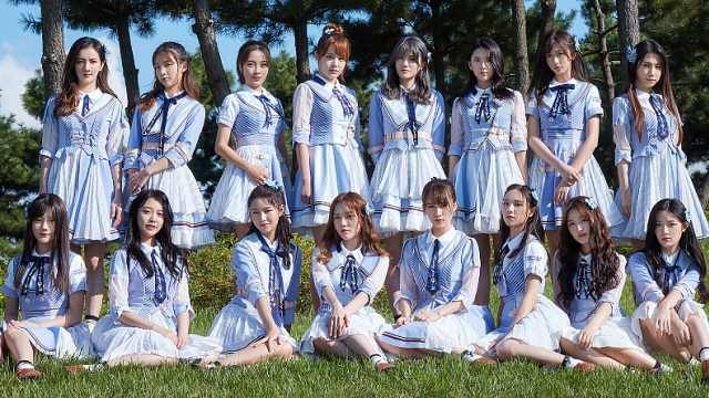 SNH48《天空信》MV预告片