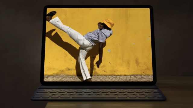 科技周报:最强全面屏iPad Pro来袭