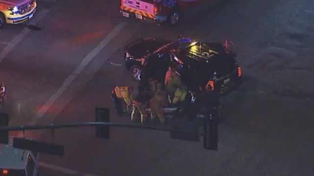 加州一酒吧发生枪击事件致多人受伤