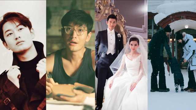 黄晓明41岁,他用22年成为一线演员