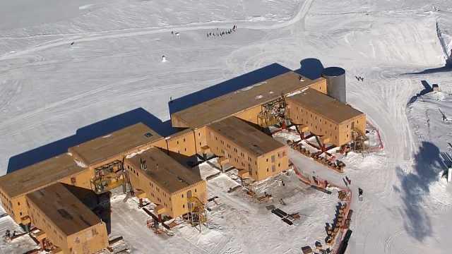 世界上最大的煤田在南极?