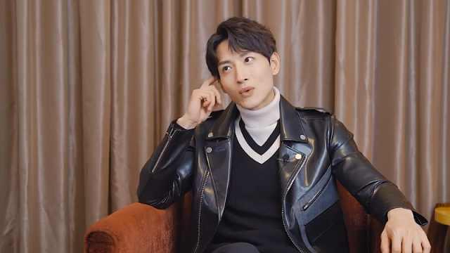 花边娱乐专访霸道总裁张峻宁预告