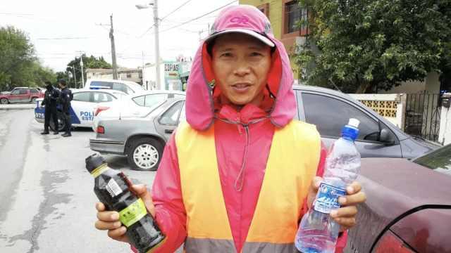 中国传奇跑者墨西哥被绑,亲述险情