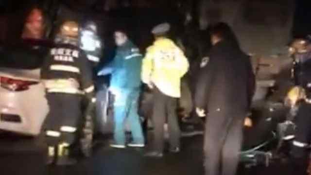 猛犸视频丨安阳发生重大交通事故