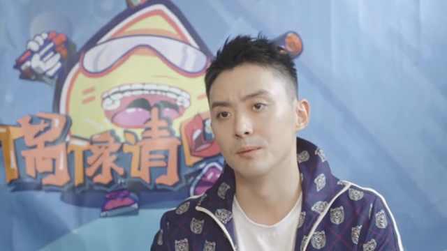 沈浩讲述《中国蓝盔》拍摄背后故事