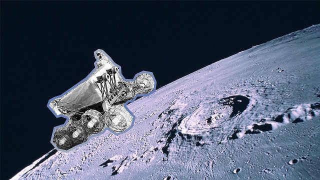 直播:月球石拍卖,0.2克估百万美元