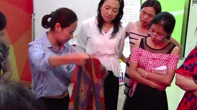她做衣橱整理:女顾客1房塞千件衣服