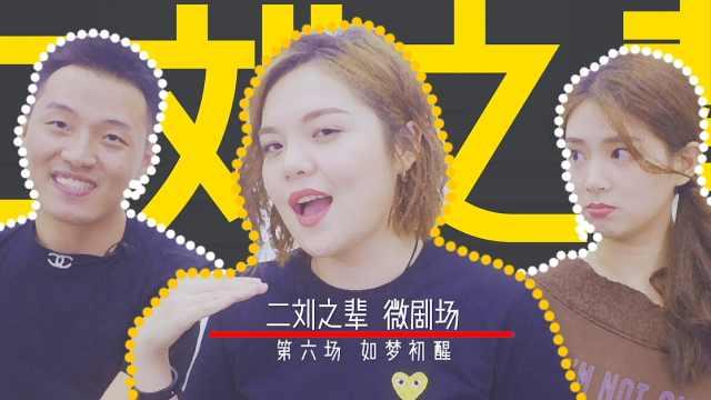 二刘之辈微剧场第六集:如梦初醒