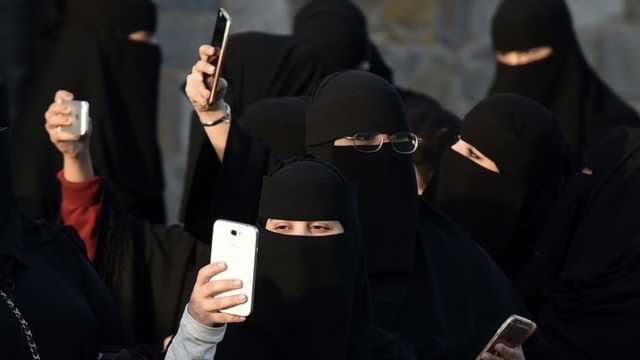 沙特女性终于可以知道自己被离婚了