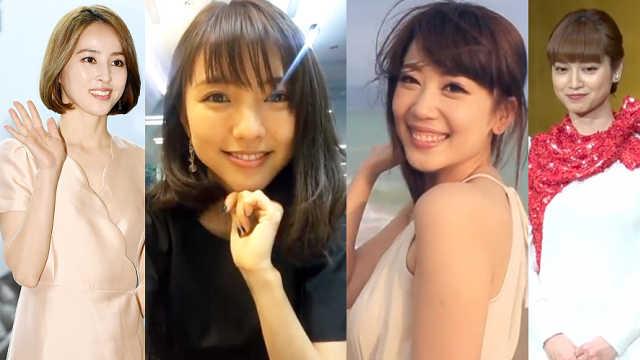 中日韩太太团大PK!你站哪队?