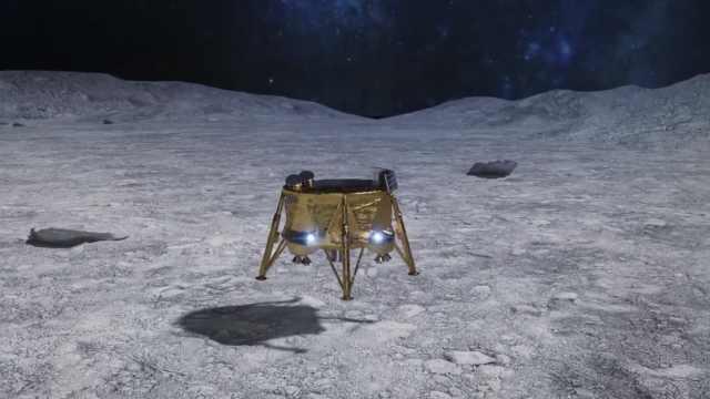 以色列加入太空竞赛,将发射登月器