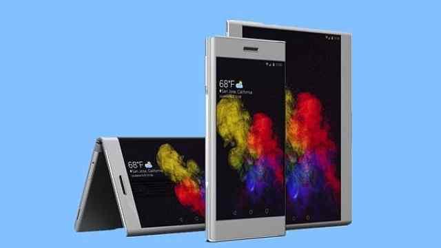 杨元庆怼折叠屏手机,联想的长这样