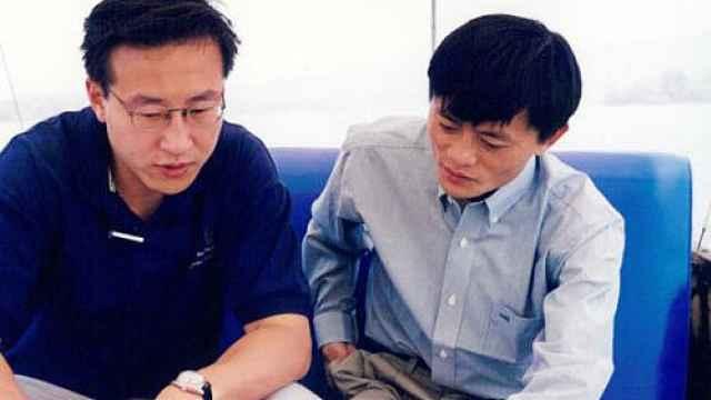 马云蔡崇信售55亿美元股票投入慈善