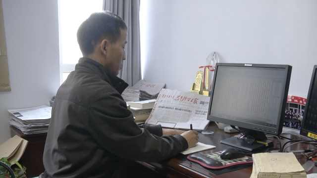 他发明蒙古文输入法,收录320万词条