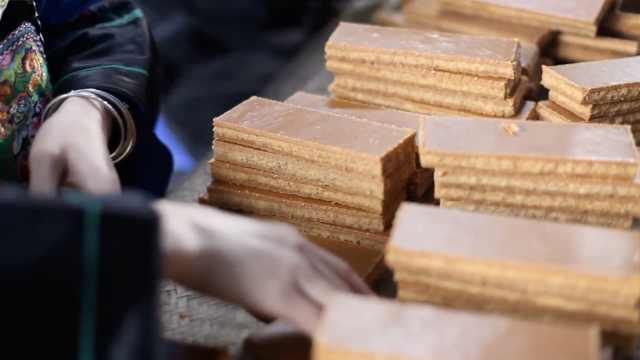 麻阳古法红糖:贫困群众的甜蜜产业