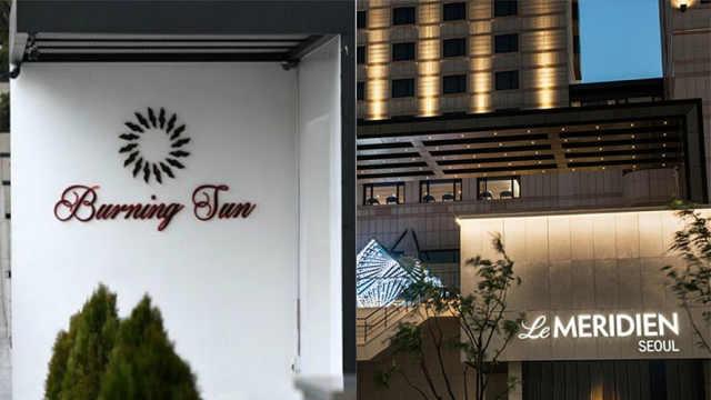 韩媒:胜利夜店与楼上酒店互相合作