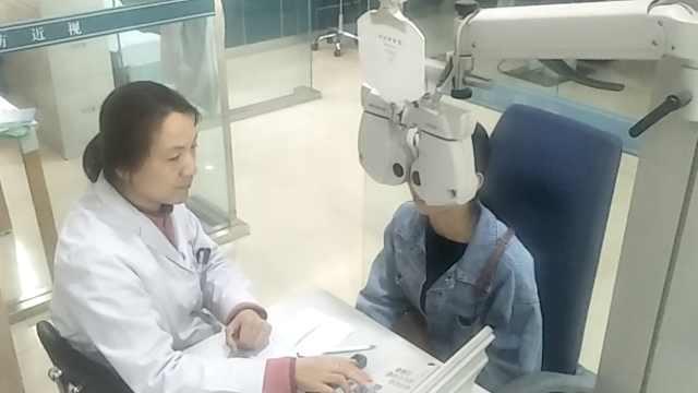 高度近视能遗传,5岁娃近视1600度