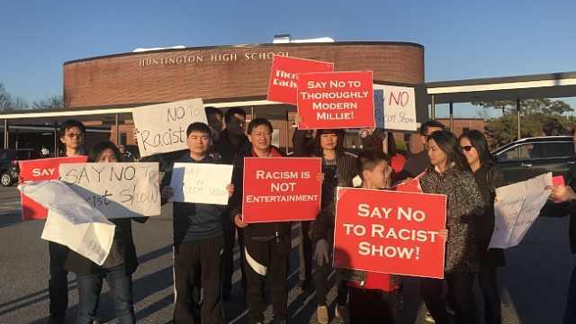 美音樂劇涉嫌丑化華人,遭家長抗議