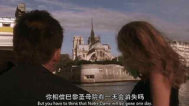这部电影曾预测巴黎圣母院会消失