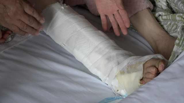 糖尿病人泡脚住进ICU:对水温不敏感