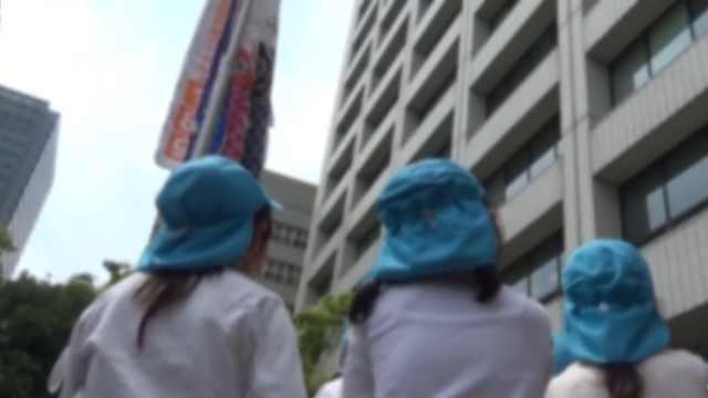 史上最少!日本儿童连续38年减少