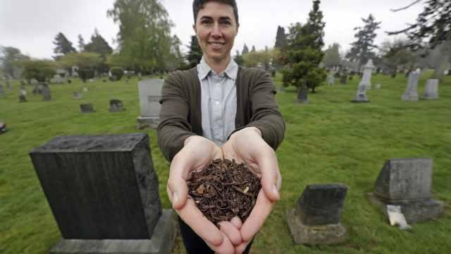 真化作春泥,华盛顿州堆肥葬合法化