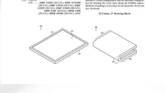 蘋果折疊屏專利獲批,你會期待嗎?