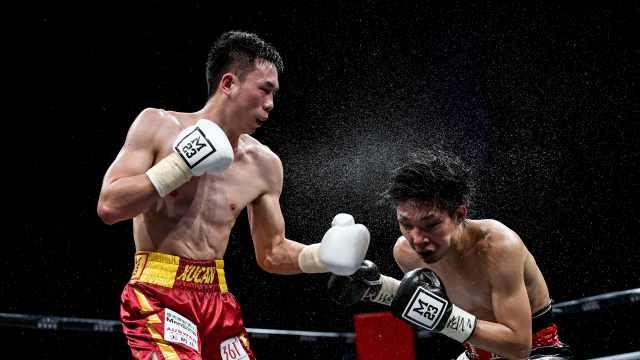 徐灿卫冕全记录:世界拳王只是起点