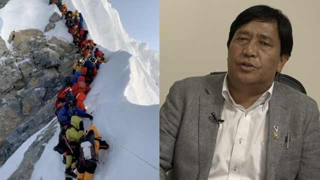 尼登山协会:珠峰大拥堵不能怪政府
