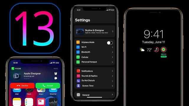WWDC19:暗黑化的iOS 13更可爱?