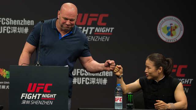 没对手敢选她,中国女孩威震格斗圈