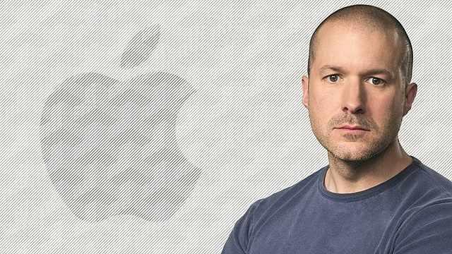 蘋果首席設計師艾維設計的蘋果作品