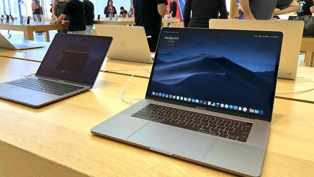 蘋果召回43.2萬部筆記本電腦