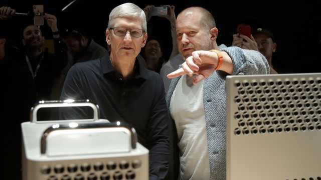 科技周报:苹果告别设计之魂