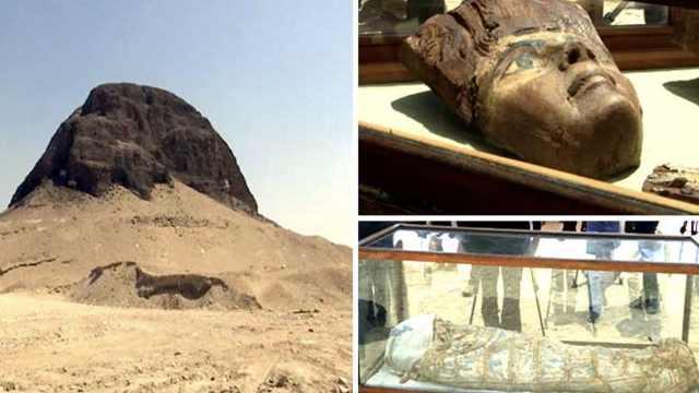 埃及4000年前金字塔首次向游客开放