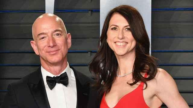 世界首富正式离婚,前妻获380亿美元