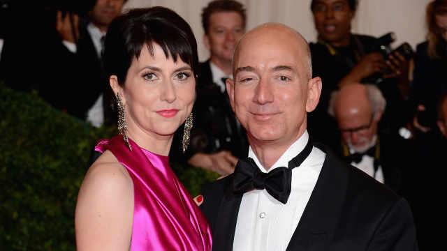 离婚后,全球首富前妻现大量追求者