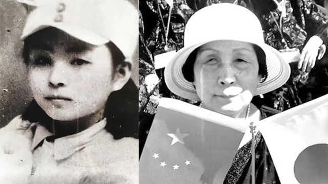 日籍解放军加藤昭江逝世,17岁参军