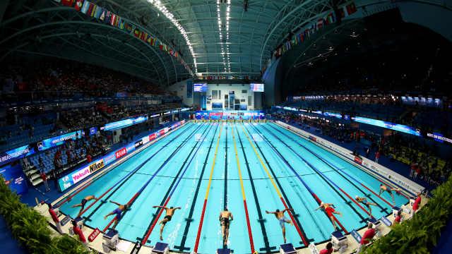 国际泳联颁布新规,违者获取消奖牌