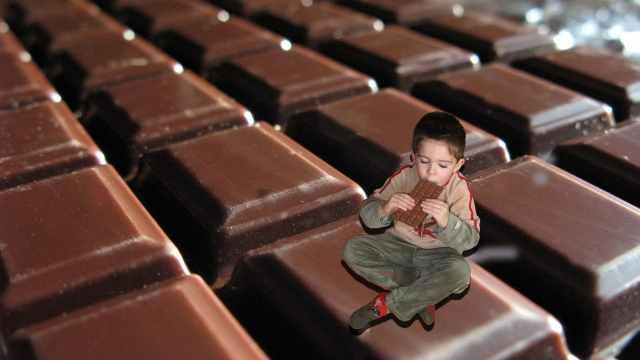 新研究:黑巧克力能缓解抑郁症