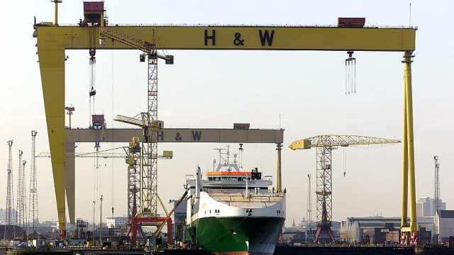 建造泰坦尼克号的造船厂申请破产