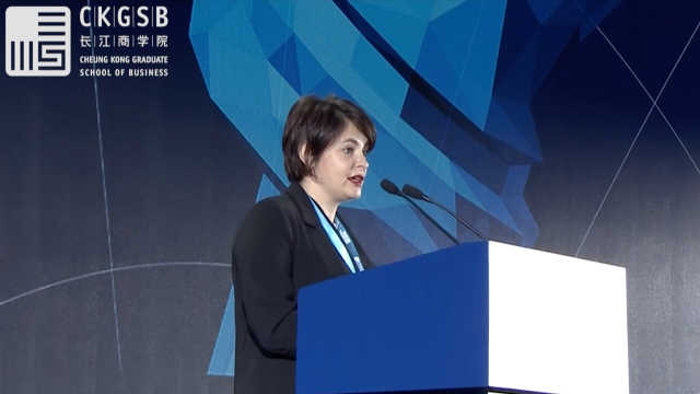 第五届女性领导力论坛预告
