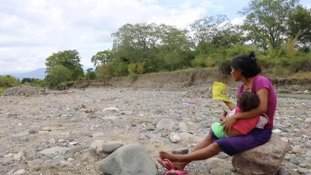 联合国:全球变暖将加剧饥荒和移民