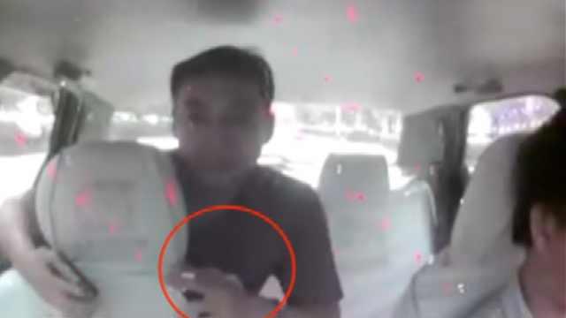 乘客的士上抽烟,的哥劝阻反遭投诉