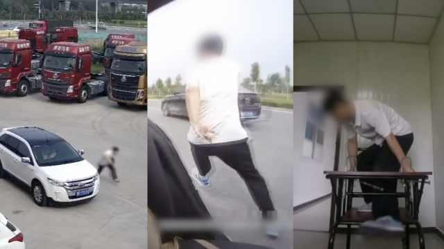 男子酒驾遇查,花式逃跑3次被抓回