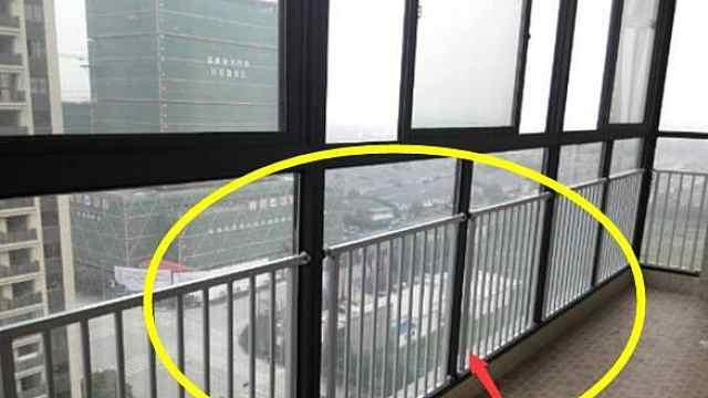 封阳台原有护栏能不能拆?