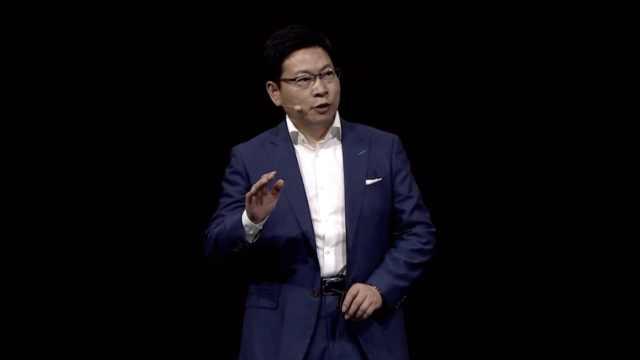 余承东:没有制裁华为今年全球第一