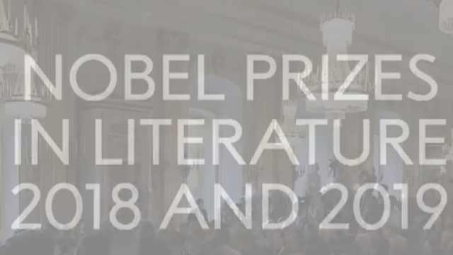 诺贝尔文学奖揭晓!两位作家获奖